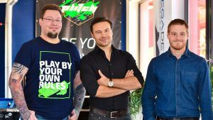 PLITCH Developers MegaDev Secure Series A Funding Round