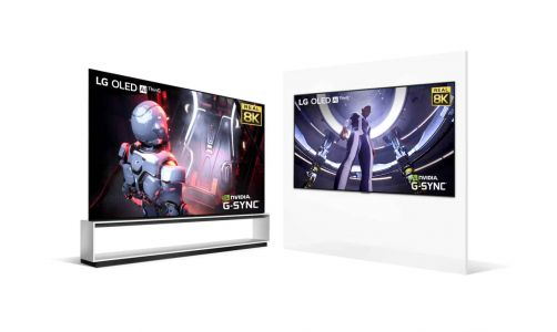 LG Adds Support To Its TVs For Gaming-Driven NVIDIA 30 Series GPUs