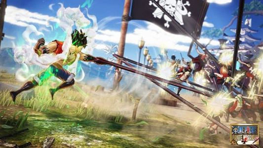 One Piece: Pirate Warriors 4 Review - I Would Punch 500 Guys