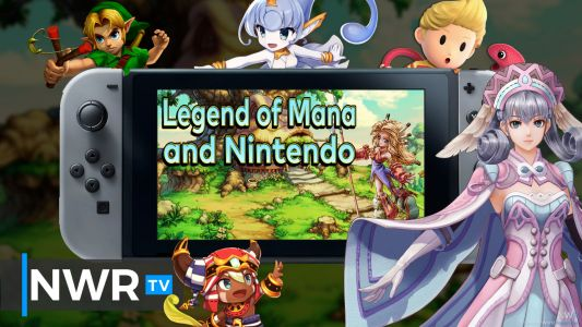 Legend of Mana's Nintendo Connections