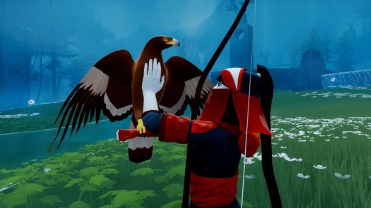 The Pathless gets a new gameplay trailer ahead of its Apple Arcade release