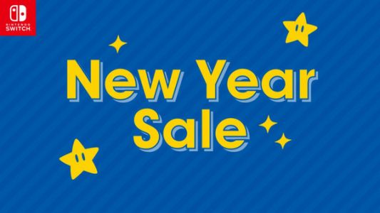 Nintendo running New Year's Sale on the Switch eShop