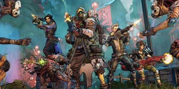 Borderlands 3 Has A Super Mario Gun | Game Rant
