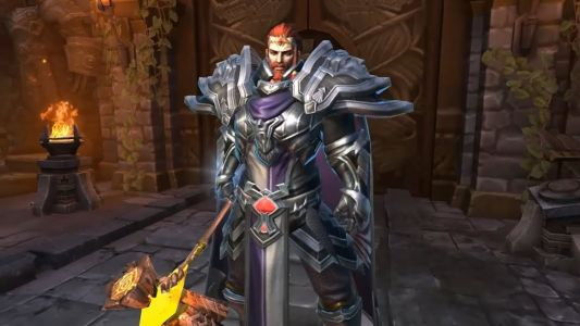 Raziel: Dungeon Arena brings fantasy hack 'n' slash action to iOS and Android