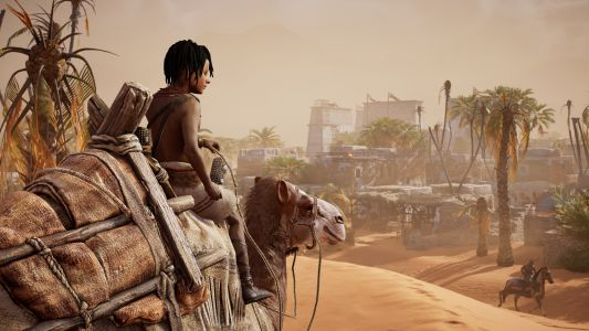 Assassin's Creed Origins and Odyssey's walkabout educational modes are free right now