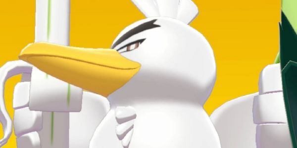 Pokemon Sword and Shield Reveals Farfetch'd Evolution Sirfetch'd, But There's A Catch