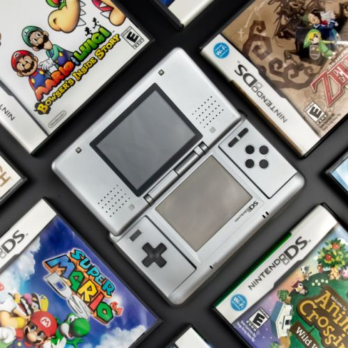 Nintendo DS Turns 15, Top 10 Best-Selling Games on the Handheld