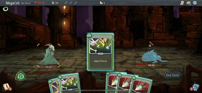'Slay the Spire' Finally Launching on iOS this Month, Will Cost $9.99 and Be the Same as the PC Version