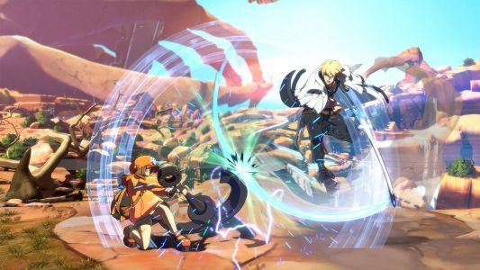 Guilty Gear Strive - Free PS4 to PS5 Upgrade and Cross-Play Confirmed