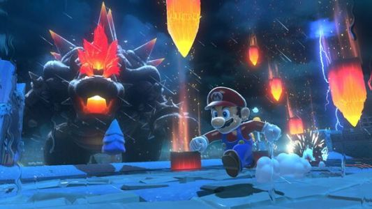 Super Mario 3D World's Bowser's Fury mode takes roughly 3 hours to beat, and 6 hours to complete 100%