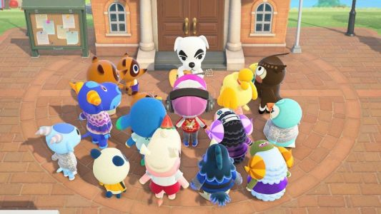 Animal Crossing: New Horizons - The best K.K. Slider album art for real-world bands