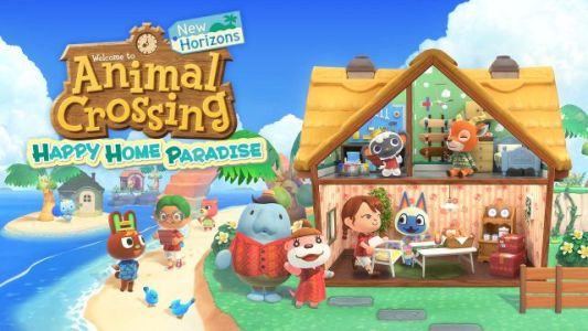 Animal Crossing Direct: Animal Crossing Direct: Happy Home Paradise DLC is Coming in November