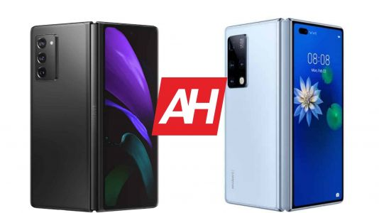 Phone Comparisons: Samsung Galaxy Z Fold 2 vs Huawei Mate X2