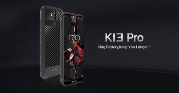 OUKITEL K13 Pro Gets Discounted To $169.99, 11,000mAh Battery In Tow