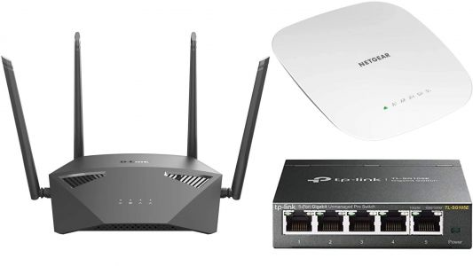 Prime Day Deal: Half Off Networking Gear From D-Link, Netgear, TP-Link
