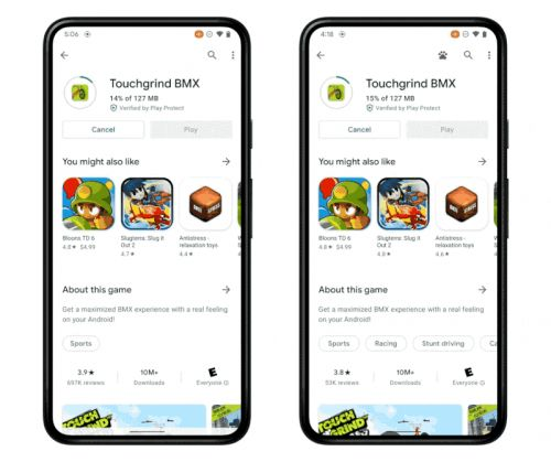 Google is bringing some big changes to mobile gaming in Android 12