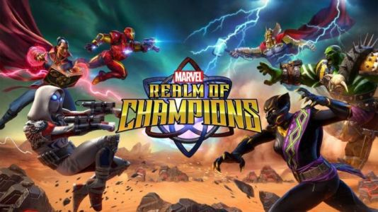 Marvel Realm of Champions is finally available for pre-registration