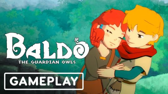 Baldo: The Guardian Owls - 13 minutes of gameplay