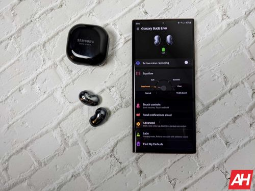 Galaxy Buds Live Update Adds New Enhancements, Menu & Auto-Switching