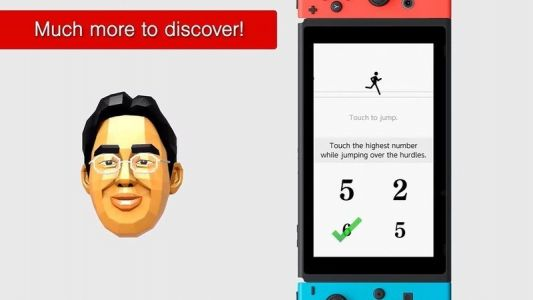 Dr Kawashima's Brain Training for the Nintendo Switch arrives in January