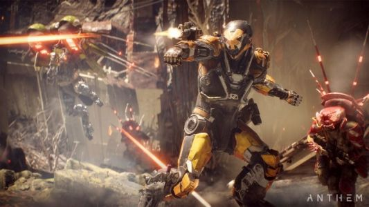 Anthem Update Buffs Loot Drop Rates for Players