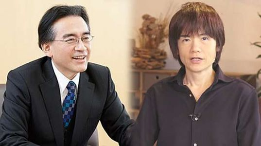 Sakurai looks back on his first interview with Iwata, and what it was like working alongside him