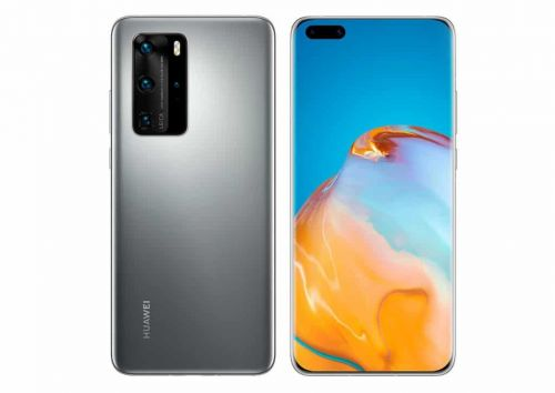U.S-Origin Parts Found Inside The Huawei P40 Pro
