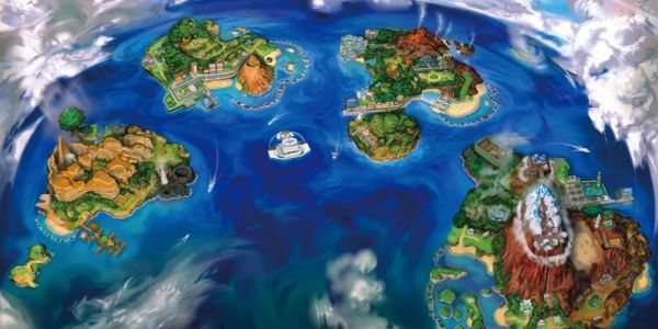 Pokemon: All Regions' Real Life Counterparts and Generation 9 Region Speculation
