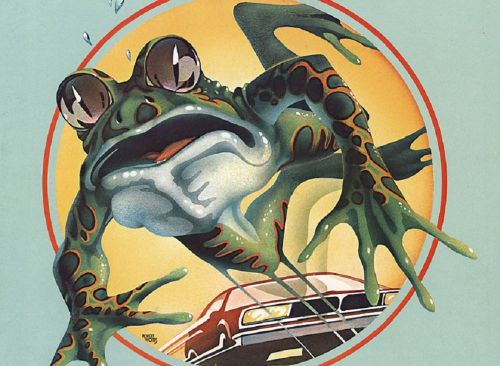 The original Frogger hops onto PS4 and Nintendo Switch
