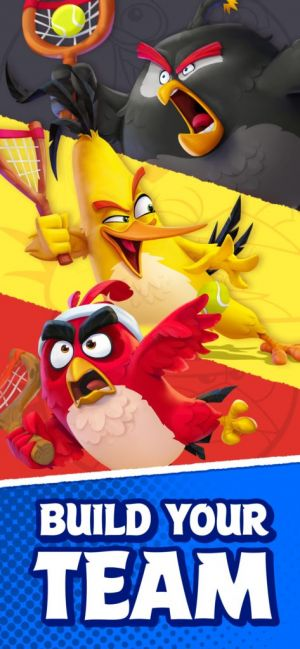 Rovio Has Soft Launched Angry Birds Tennis on iOS