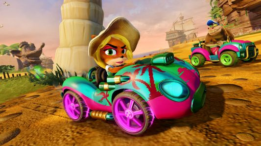 Crash Team Racing: Nitro-Fueled Season 8 Grand Prix Will Be Final One