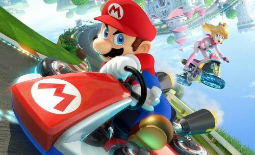Mario Kart Tour for Android holding beta test in U.S and Japan next month