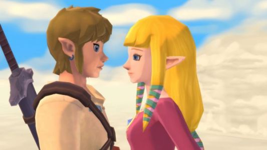 Skyward Sword HD is giving me a newfound appreciation for what was previously one of my least-favorite Zelda titles