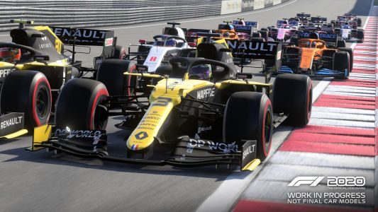 F1 2020 Features Trailer Reveals New Podium Pass System