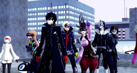 Persona 5 Strikers coming west to Switch, PS4, and Steam in February according to deleted trailer