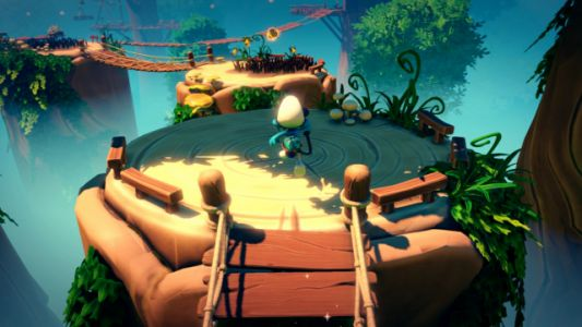 The Smurfs: Mission Vileaf Arrives October 25 for Switch, PS4, Xbox One, and PC