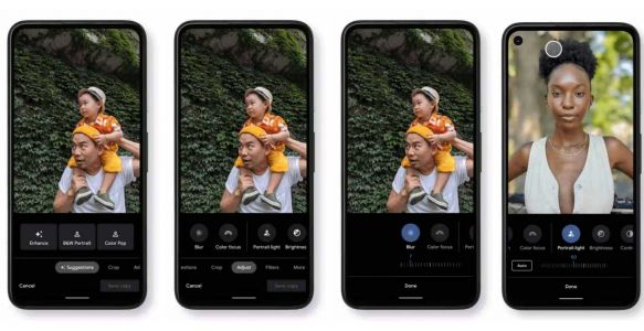 Google Photos Editor Turns Full Photo Suite With Latest Update