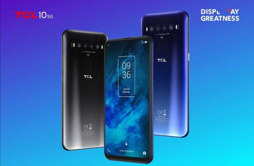TCL Launches Three New Feature-Packed 10-Series Smartphones
