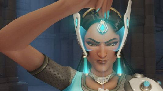Once Overwatch's least played character, Symmetra is now the game's 'It Girl'