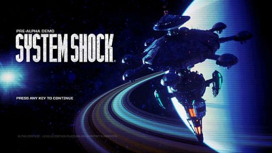 System Shock Remake Pre-Alpha Impressions: Needs More Time In The Oven