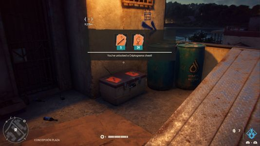 Far Cry 6 Criptograma chests - How to do Criptograma chests and what's inside