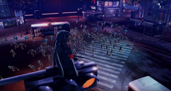 Persona 5S Is Dynasty Warriors Meets Persona