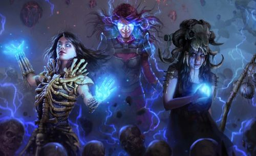 Path of Exile update delayed to avoid Cyberpunk 2077 clash