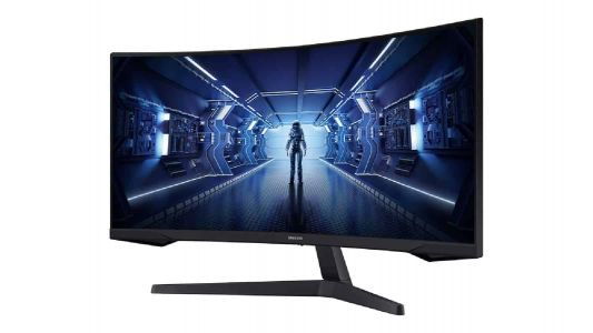 Samsung's Amazing Odyssey G5 Gaming Monitor Is 30% Off