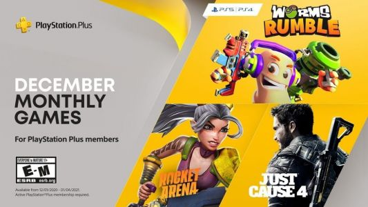 PlayStation Plus free games for December 2020 announced
