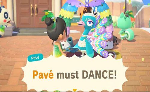 Animal Crossing: New Horizons Festivale Update Out in a Jiffy