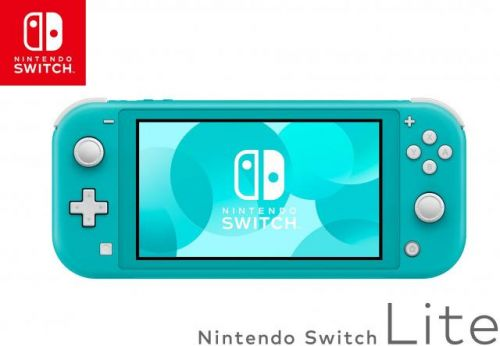 Nintendo Switch Lite Available Now for $199