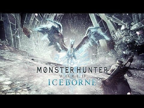Monster Hunter World Iceborne Is Getting A Public Beta On PS4