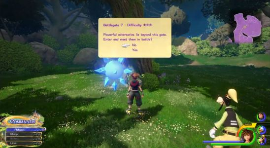 Kingdom Hearts 3 Battlegates: battlegate locations for every combat challenge