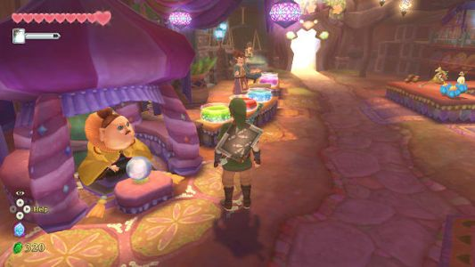 Skyward Sword Crystal Ball Location: Where to Find the Fortune Teller's Crystal